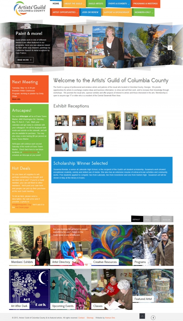 Artists Guild of Columbia County
